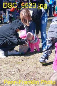4-4-15 Delmont Egg Hunt